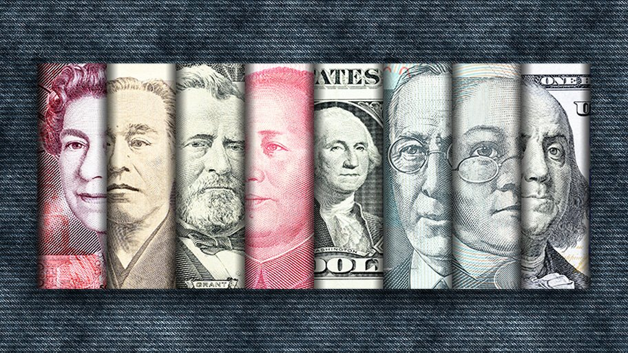 world reserve currencies